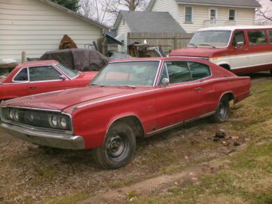 Charger - 1967 Dodge Charger
